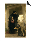 The Three Marys at the Tomb Art by William Adolphe Bouguereau