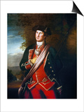 George Washington Prints by Charles Willson Peale