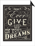 Life and Dreams I Posters by Pela Studio