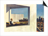 Hopper: Office, 1953 Posters by Edward Hopper