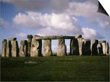 Stonehenge, Late 3rd millennium BC, Salisbury Plain, England Posters