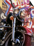 Harley Davidson Heritage Softail Made 1991 from a 1936 Style Posters
