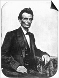 Abraham Lincoln Prints by Preston Butler