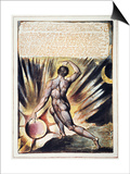 Blake: Jerusalem, 1804 Print by William Blake