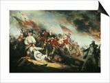 Death of General Warren Posters by John Trumbull