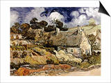 Van Gogh: Cordeville, 1890 Posters by Vincent van Gogh