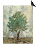 Verdi Trees II Posters by Silvia Vassileva