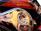 Harley Davidson Heritage Softail Made 1991 from a 1936 Style Art