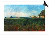 Van Gogh: Landscape, 1888 Posters by Vincent van Gogh