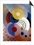 Delaunay: Rhythm, 1946 Posters by Sonia Delaunay-Terk
