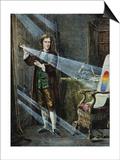 Sir Isaac Newton Print
