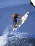 Airborne Surfer Posters