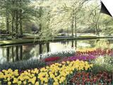 Keukenhof Gardens, Lissa, Netherlands Print