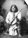 Geronimo (1829-1909) Posters