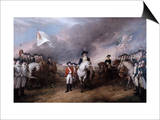 Surrender of General Lord Cornwallis at Yorktown, 19 October 1781, Painted 1820. Prints by John Trumbull
