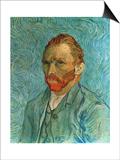Vincent Van Gogh (1853-1890) Print by Vincent van Gogh