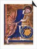 Manuscript Illumination Posters