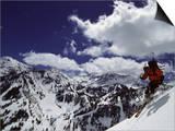 Snowbird Utah, USA Poster