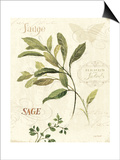 Aromatique IV Posters by Lisa Audit