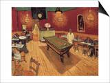 Van Gogh: Night Cafe, 1888 Prints by Vincent van Gogh