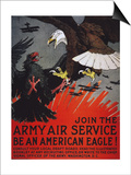 World War I: Air Service Posters