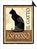 Il Gatto Posters by Veronique Charron