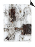 Metaphysical I Print by Beverly Crawford