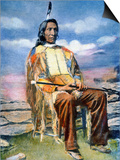 Red Cloud (1822-1909) Prints