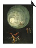 Tunnel of Light, from Paradise (Detail) Prints by Hieronymus Bosch