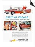 Chrysler Ad, 1959 Posters