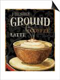 Today's Coffee II Prints by Lisa Audit
