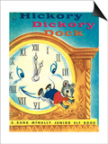 Hickory Dickory Dock Prints