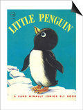 Little Penguin Posters