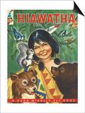 Hiawatha Posters
