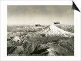 Mt. St. Helens - Mt. Rainier, 1937 Posters