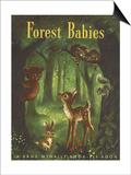 Forest Babies Art