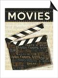 Cinema II Print by  Pela