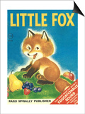 Little Fox Posters