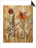 Aquarelle Garden II Prints by Silvia Vassileva