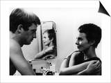 Film: Breathless, 1960 Prints by Jean-Luc Godard