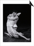 Rudolf Nureyev and Margot Fonteyn in Paradise Lost, England Prints by Anthony Crickmay