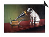 RCA Victor Trademark Art