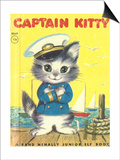 Captain Kitty Prints