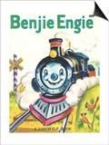 Benjie Engie Print