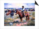 Watched Prints by Jack Sorenson