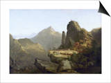 Cole: Last of the Mohicans Posters by Thomas Cole