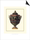 Antonini Clementino Urn I Prints by Carlos Antonini