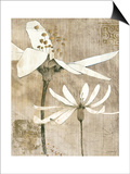 Pencil Floral II Prints by Avery Tillmon