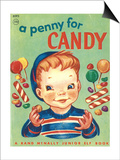 A Penny for Candy Prints