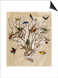 The Ornithologist's Dream I Posters by Naomi McCavitt